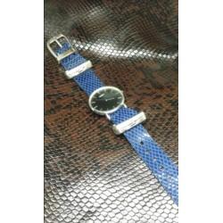 BLUE SHINY Ultra Luxurious...