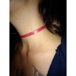 Collier Chic Tan Femme RED...